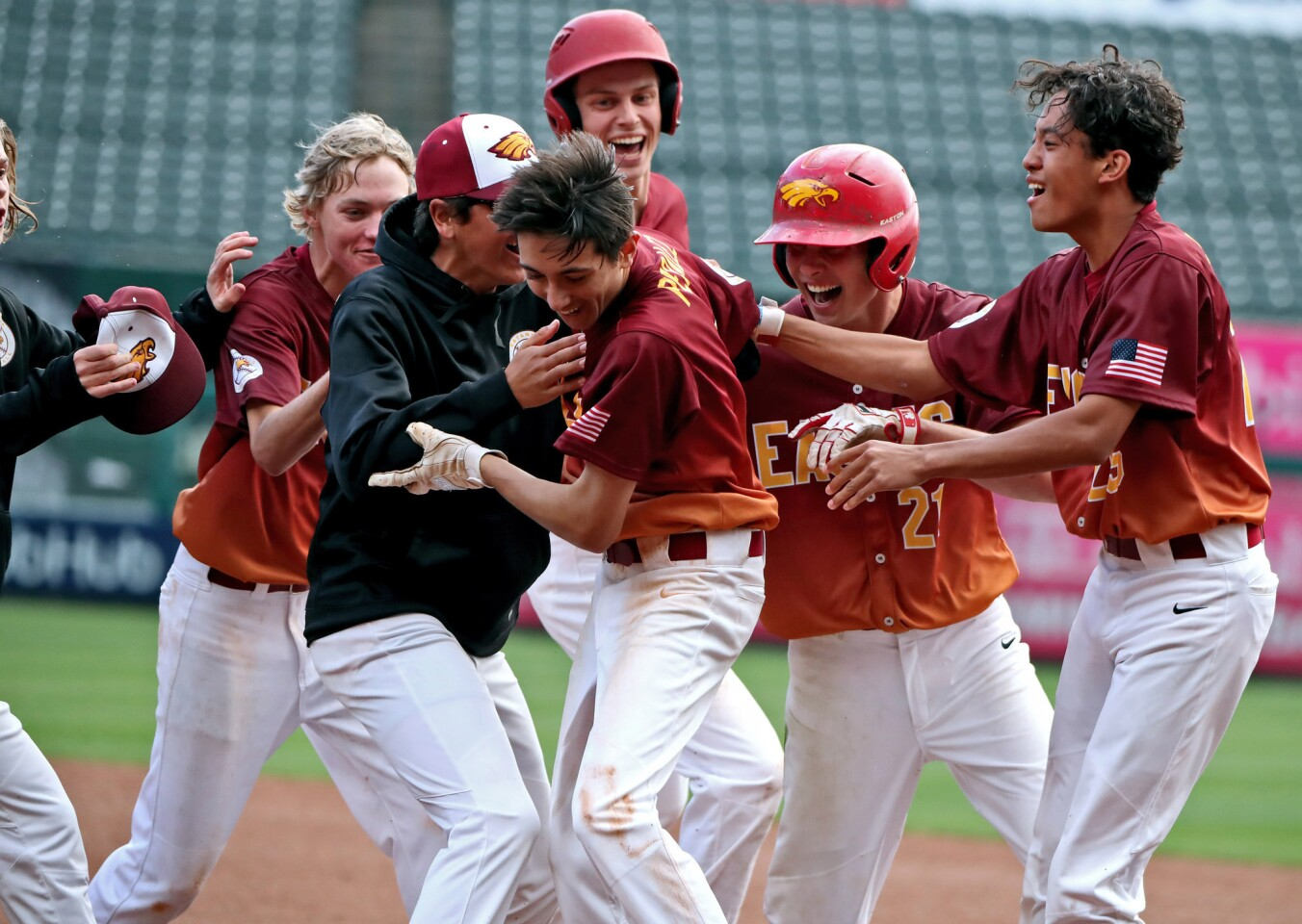 Photo Gallery: Costa Mesa vs. Estancia in baseball