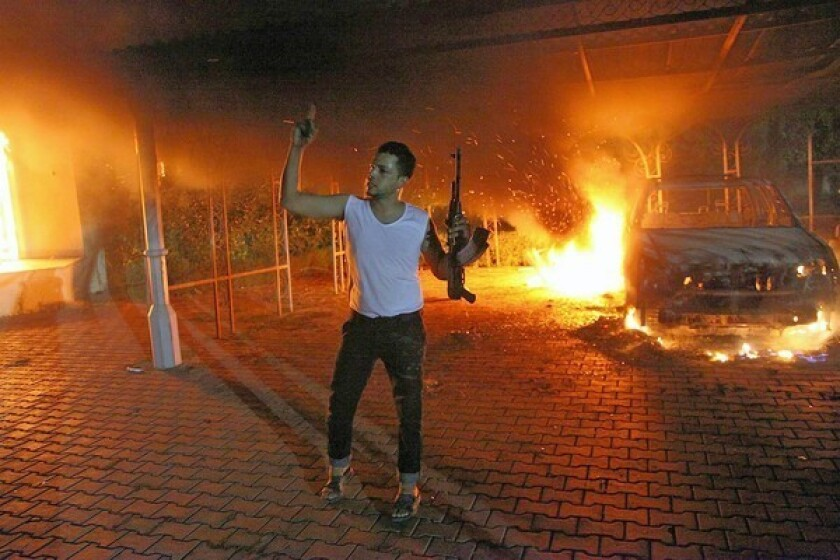 """The attack on the U.S. Consulate in Benghazi, Libya, this month was """"a deliberate and organized terrorist attack carried out by extremists"""" linked to Al Qaeda, a U.S. intelligence spokesman said."""