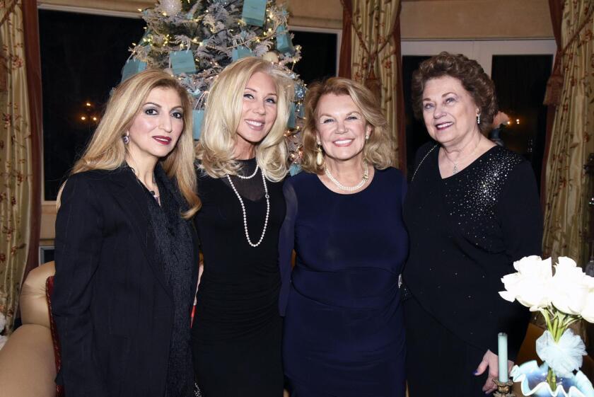 Abeer Hage, Marie Green, Lola Green, Gail Law