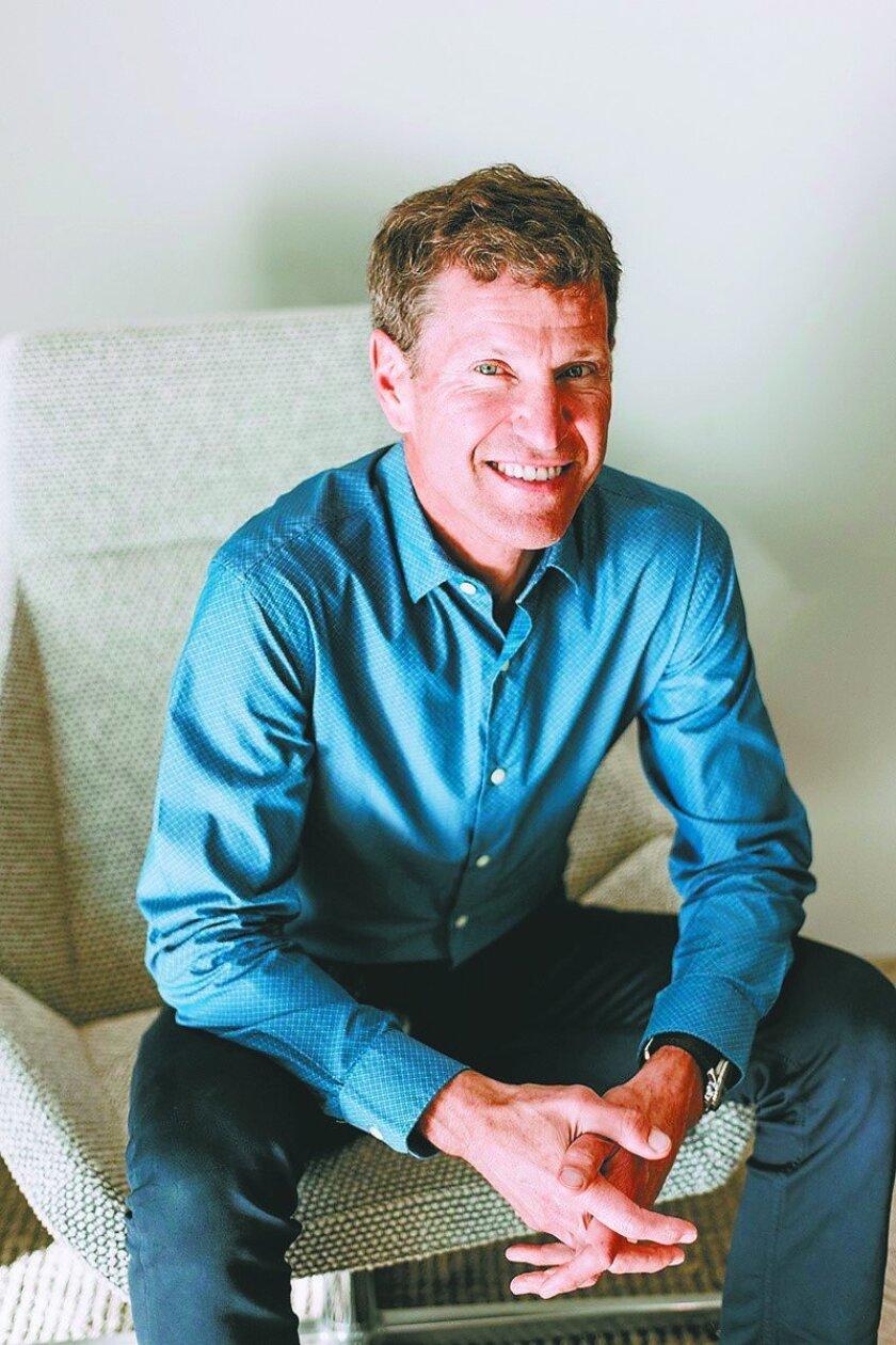 Diego Miralles, CEO of Vividion Therapeutics