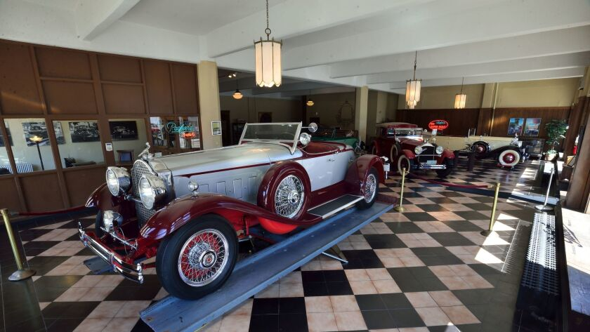 The Packard museum is a significant history lesson for fans of Packard and any automotive enthusiast.