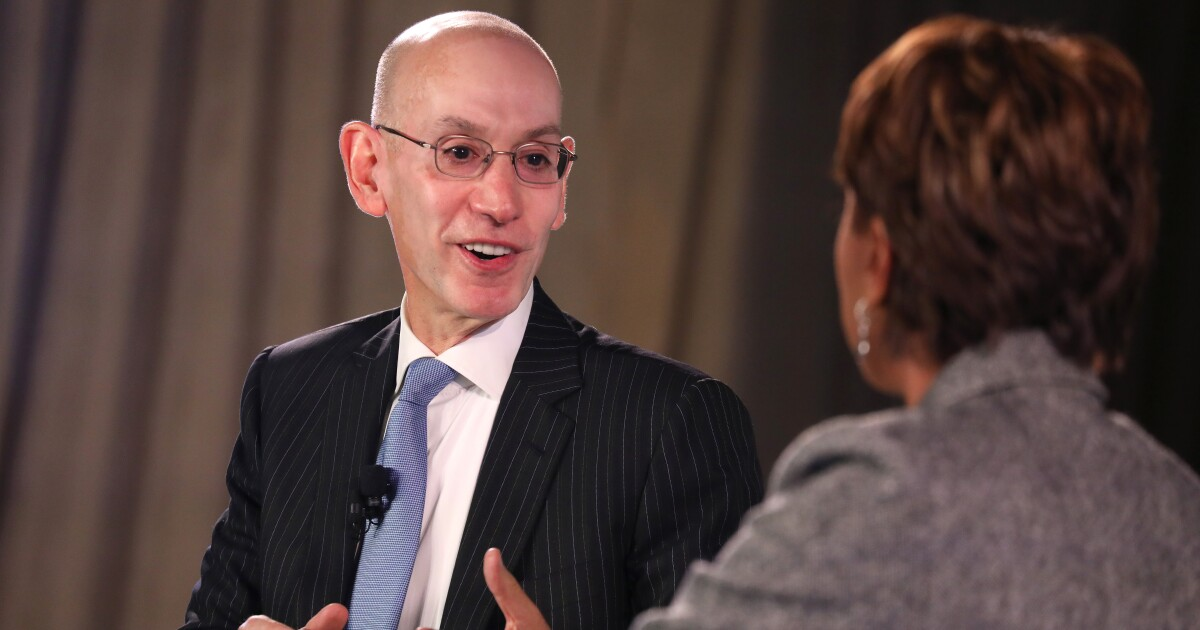 NBA Commissioner Adam Silver: Financial effect of China fallout is 'fairly dramatic'