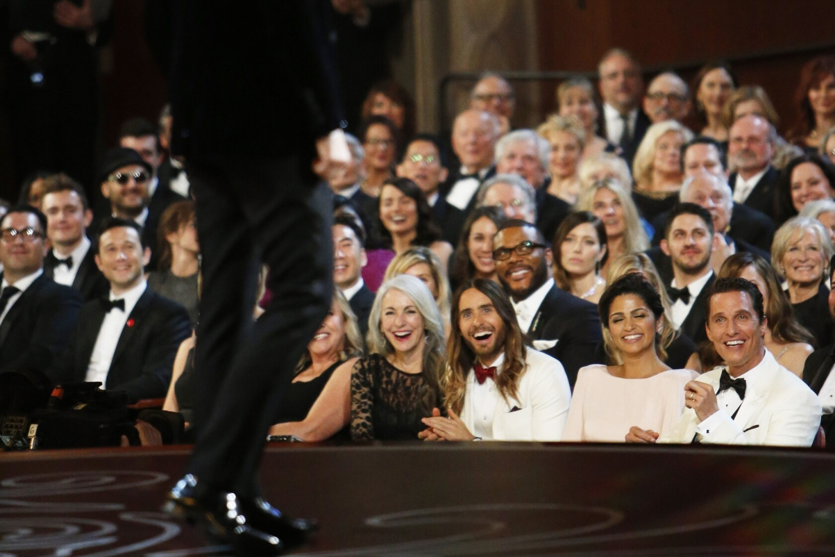Oscars 2014: Moments from Academy Awards you didn't see on