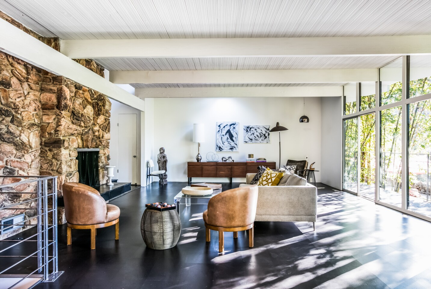 Home of the Day: Hollywood Hills post-and-beam where Ava Gardner once slept