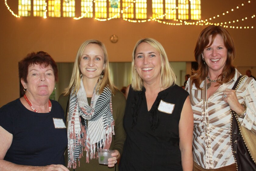 Andrea Mau, Lindsay King, Amy Clay and Traci Hasse
