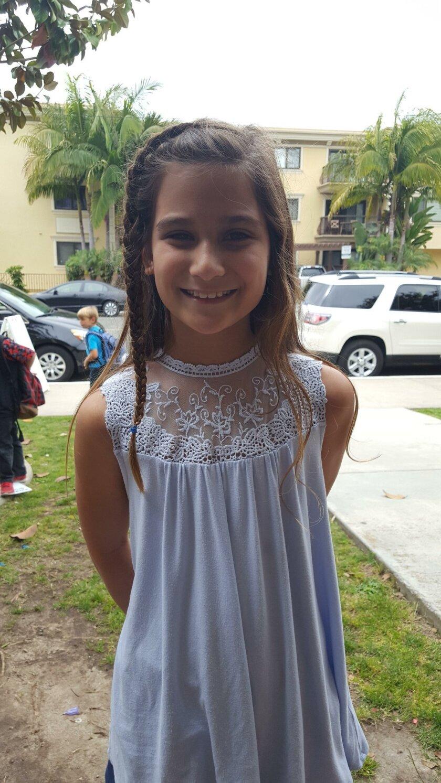 Ellie Levine, of La Jolla Elementary