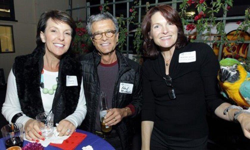 Carly Michaels, Hal Michaels, Karen Wilson