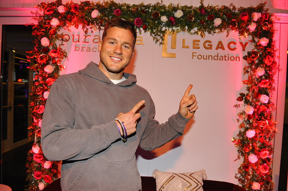 "Fans of ""The Bachelor"" flocked to Mavericks Beach Club in Pacific Beach for the launch of the Pura Vida x Colton Underwood bracelet collaboration on Wednesday, Feb. 13, 2019."