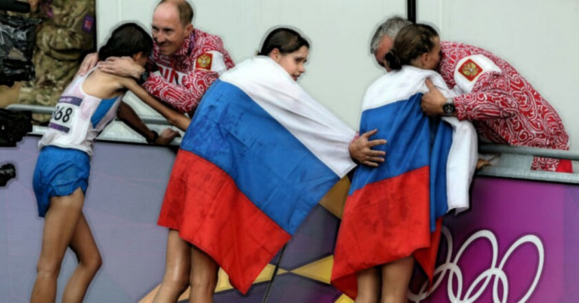 'Filtro' para atletas rusos señalados por dopaje...