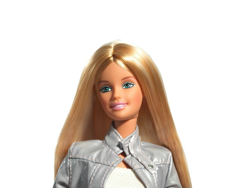 Jewel Girl Barbie from 2000