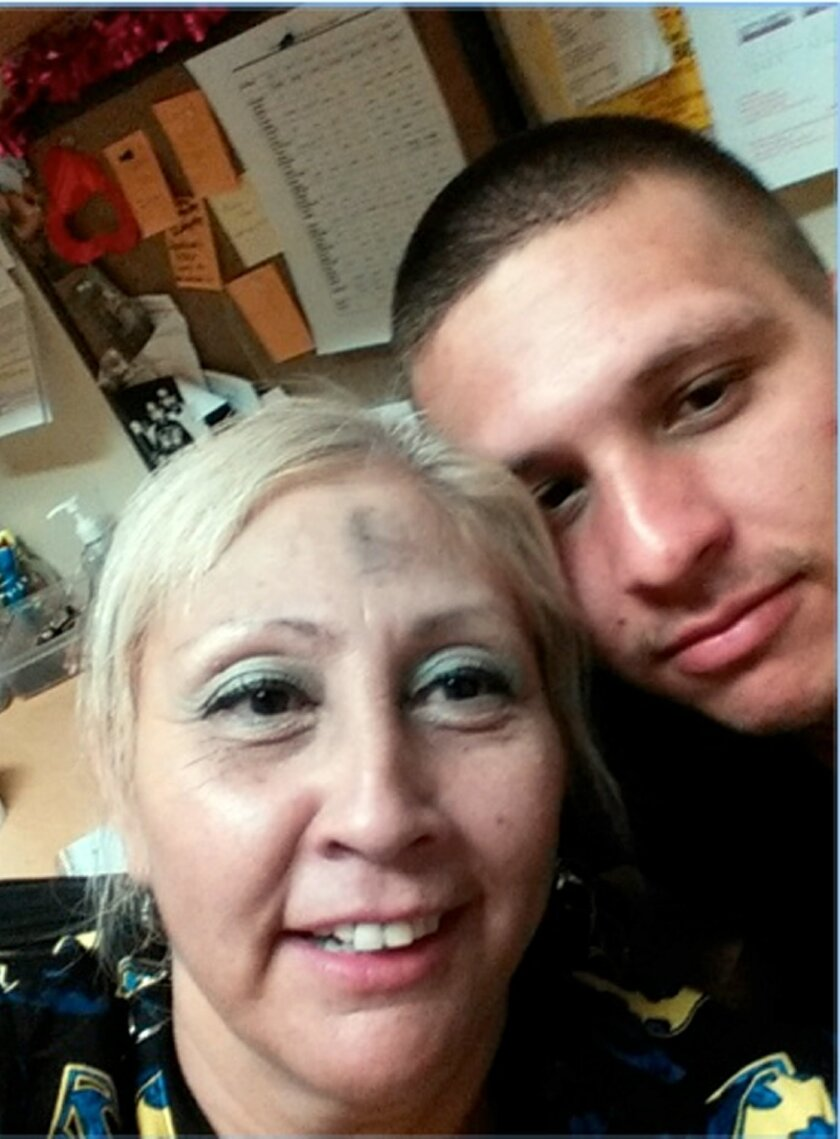 The Los Angeles Police Department Thursday, Feb. 18, 2016 released this undated photo as they seek the public's help in identifying this man and woman. Authorities believe the pair took selfies with a Kindle stolen from a car in the Reseda neighborhood of Los Angeles Tuesday, Feb. 9, 2016, one day