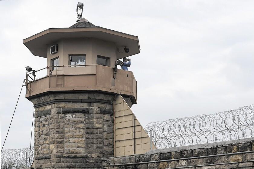 The Colorado Territorial Correctional Facility.