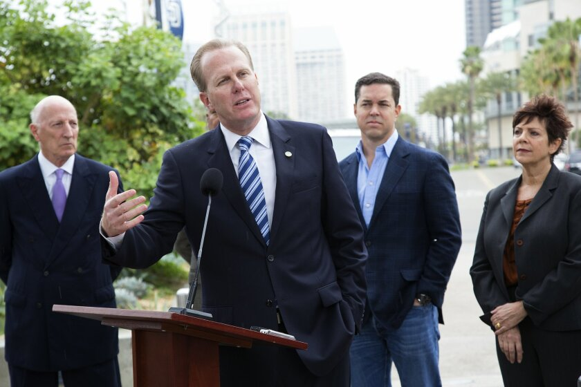 Score: 3.5 C Faulconer is mayor of San Diego and is seeking re-election. Crowdpac previously ranked Faulconer at 4.0 C.