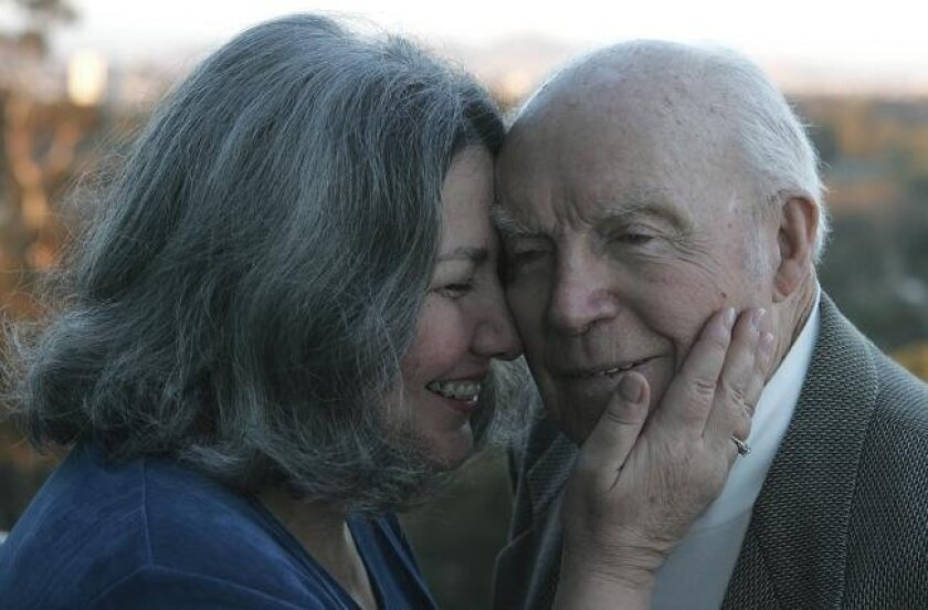 Darlene Shiley, with her late husband, Donald, in 2006.