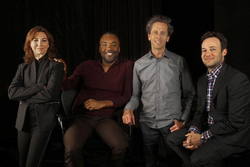 'Empire' quartet