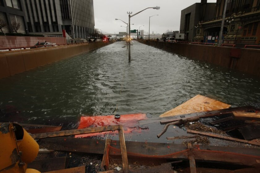 Food FYI: NYC bars and restaurants reopen in Sandy aftermath