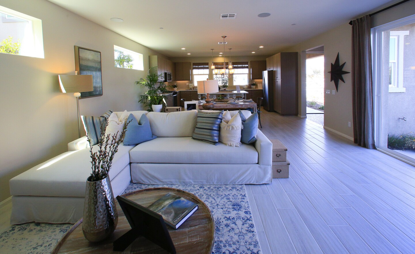 Several new villages of the Otay Ranch development in Chula Vista have recently opened.