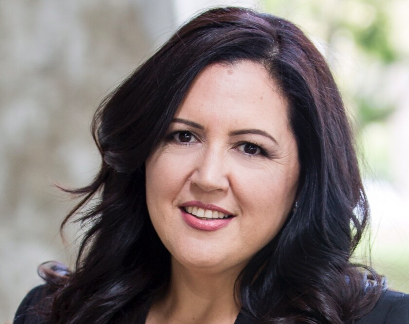 Nora Vargas, candidate for San Diego County Board of Supervisors District 1.