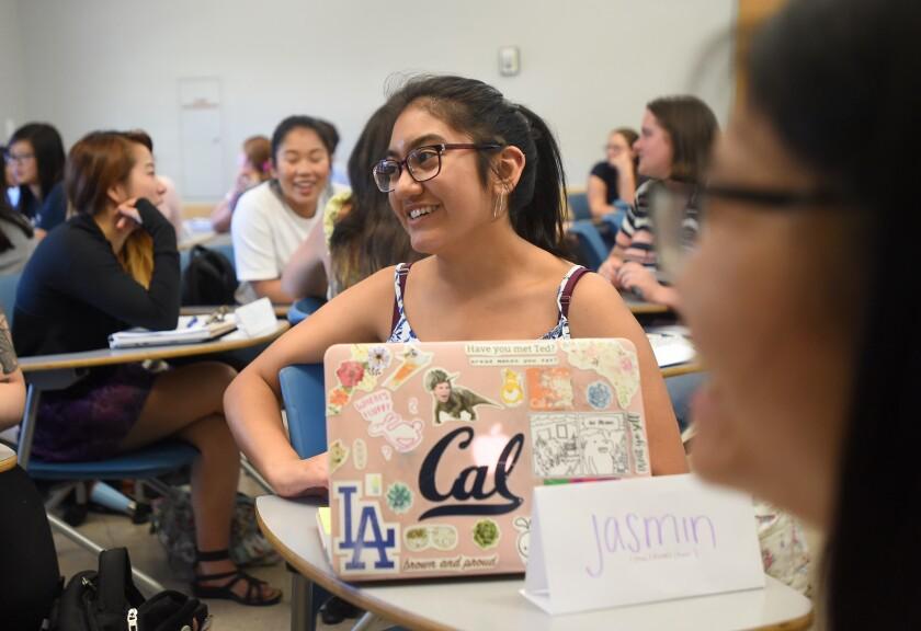 UC Berkeley adulting class