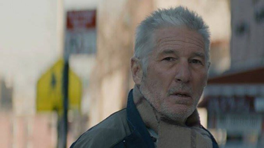 """Richard Gere stars as George Hammond in """"Time Out of Mind."""""""