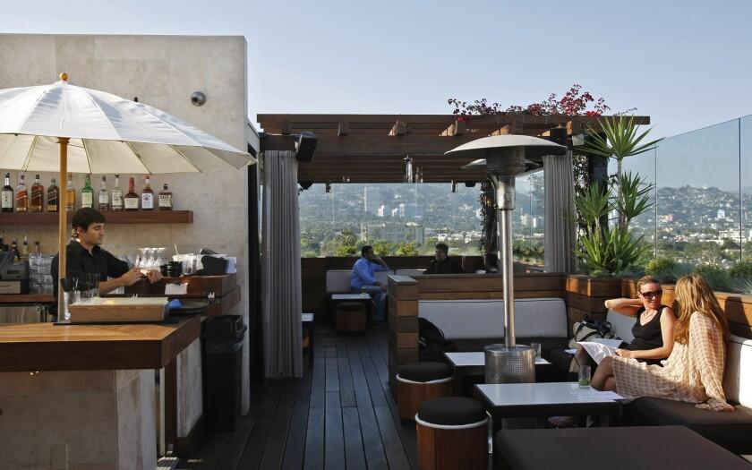 Former Thompson Beverly Hills