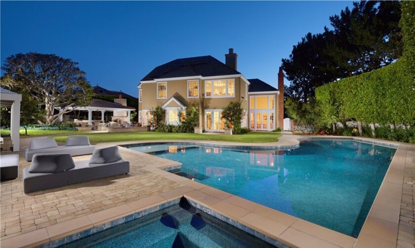 Scott Niedermayer's Newport Beach home