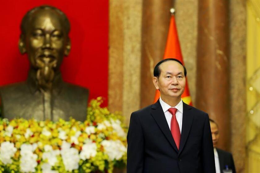 """Estados Unidos pidió hoy a Vietnam que libere a los dos últimos activistas condenados y a todos los presos de conciencia, al tiempo que condenó """"la tendencia creciente"""" de este tipo de arrestos y sentencias desde principios de 2016. EFE/ARCHIVO"""