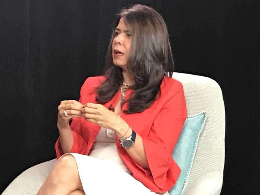 La red consular mexicana en Estados Unidos está lista para asistir a sus connacionales, indica Marcela Celorio, cónsul de México en L.A.
