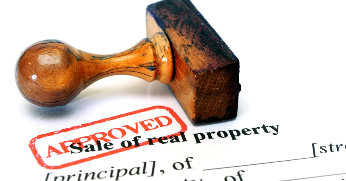 Column: A copy of your property deed costs $3. This SoCal firm will do it for $89