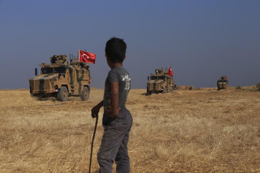 Syria Trukey US