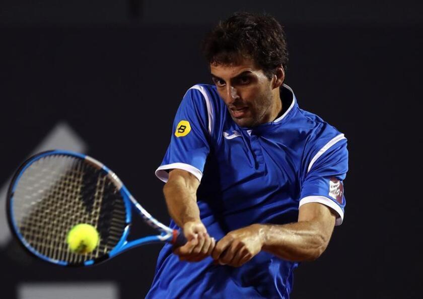 Imagen del archivo del tenista español Albert Ramos. EFE/Archivo