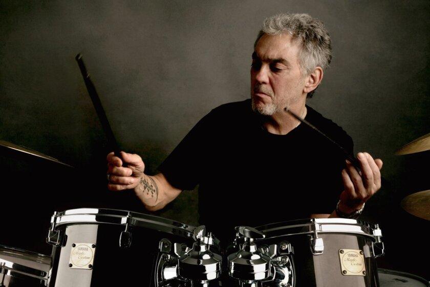 Drummer Steve Gadd.