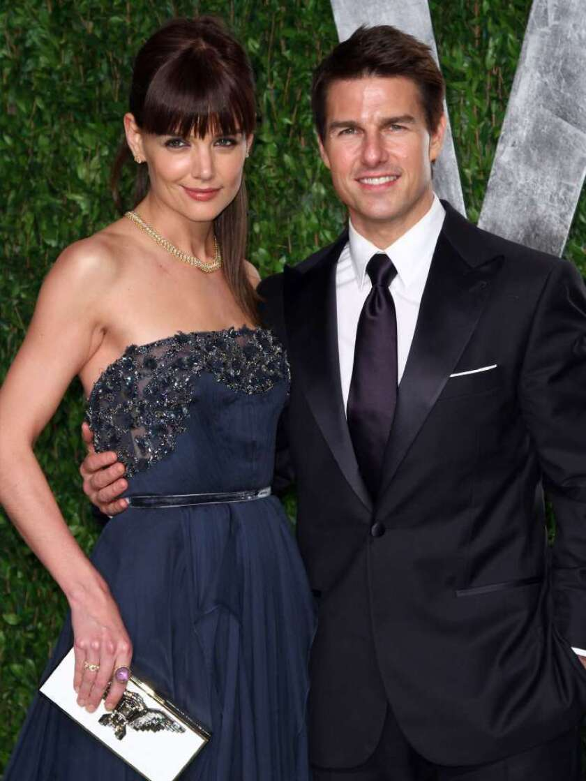 Katie Holmes, Tom Cruise call it quits