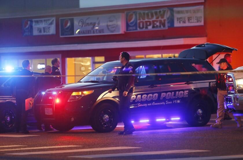 Pasco, Wash., police shooting