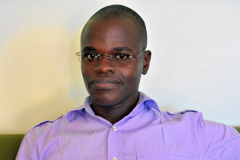 Dr. Paul Semugoma, a gay activist, is determined to remain in South Africa, where he has lived for the last two years, rather than be returned to his native Uganda, one of Africa's most homophobic countries.