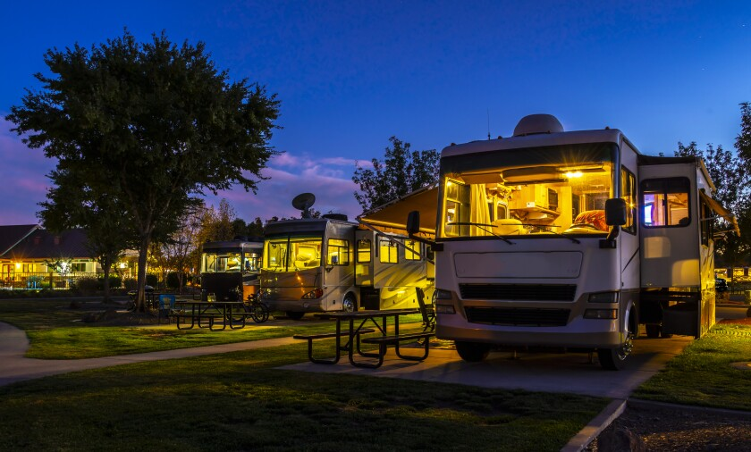 RV sales and rentals have been brisk since the start of the pandemic.
