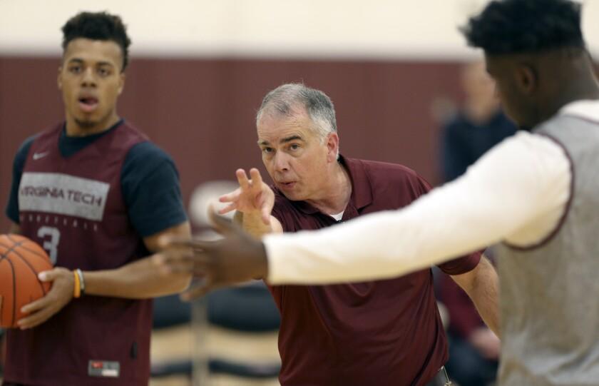 Virginia Tech Preview Basketball