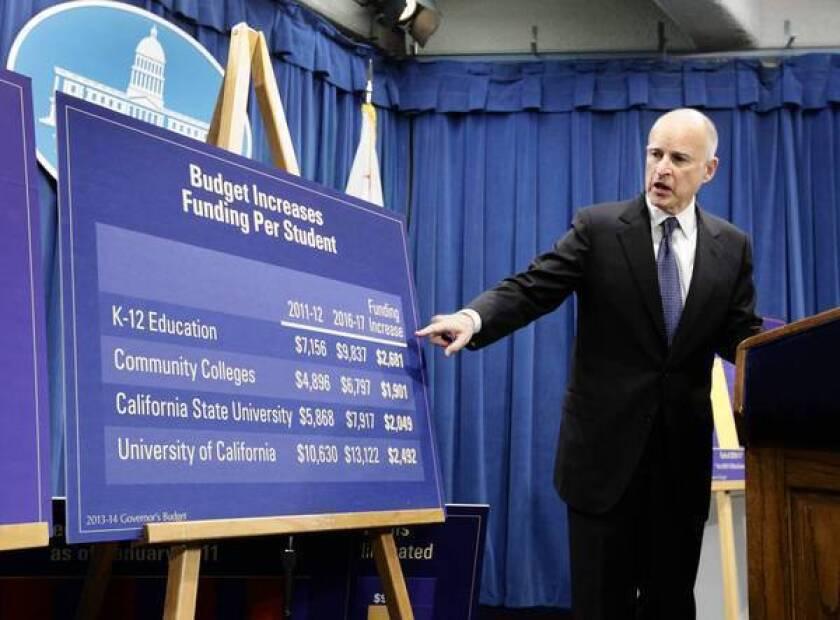 California's debt still a heavy cloud over state's future