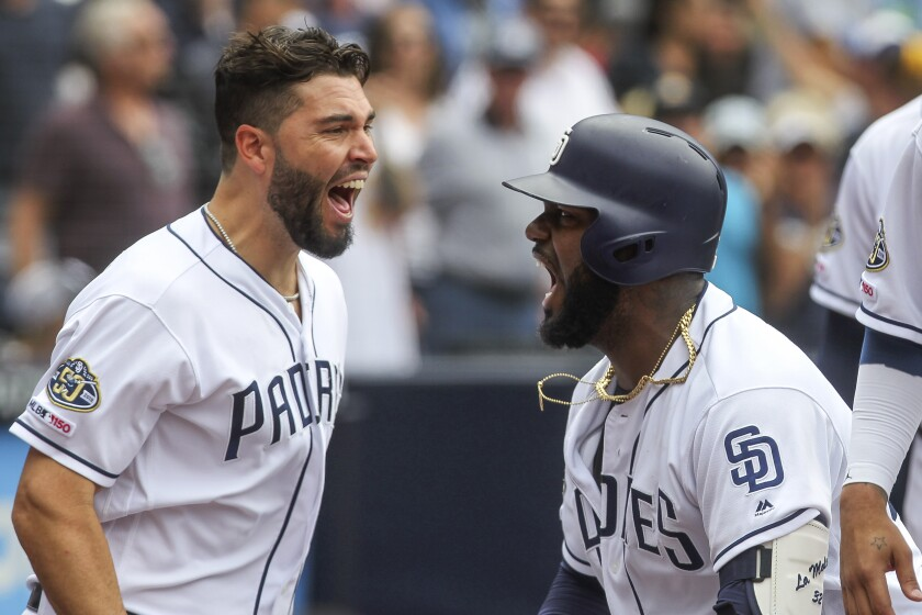 Padres vs. Brewers