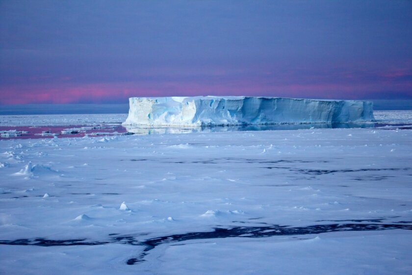 Antarctic sea ice has been growing in recent years, but a new study suggests this growth may have been slower than previously thought.