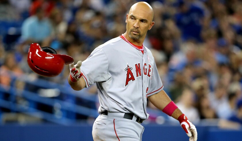 Angels designated hitter Raul Ibanez, who has a career batting average of .273 in 19 seasons, is hitting only .153 this season.