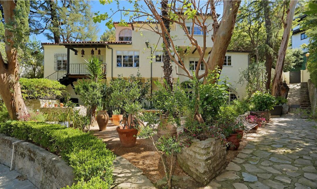 Nicholas Pettrica's Hollywood Hills home | Hot Property