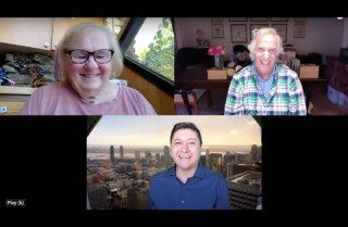 A conversation with Henry Winkler & Lin Oliver