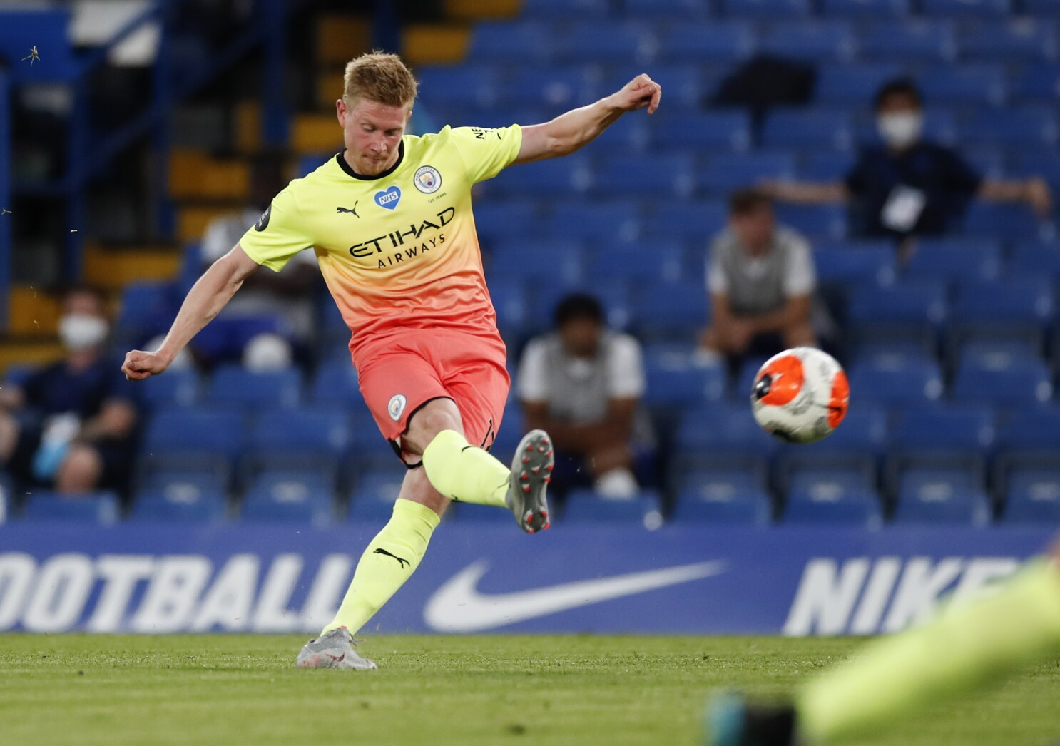 De Bruyne named English football's player of the year - The San Diego  Union-Tribune