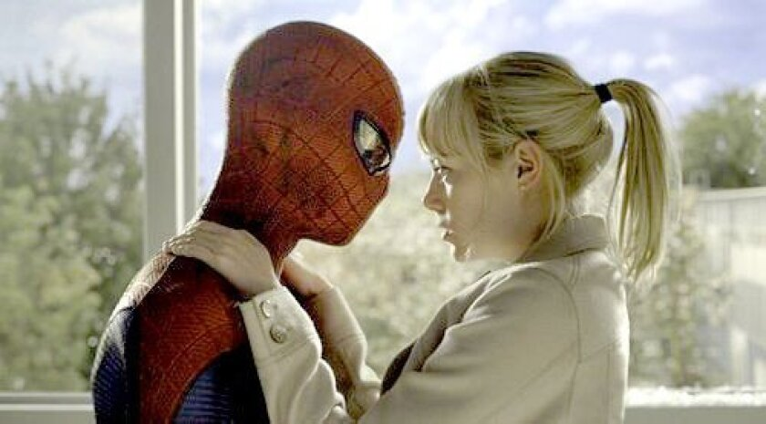 """The Amazing Spider-Man"" opens big"