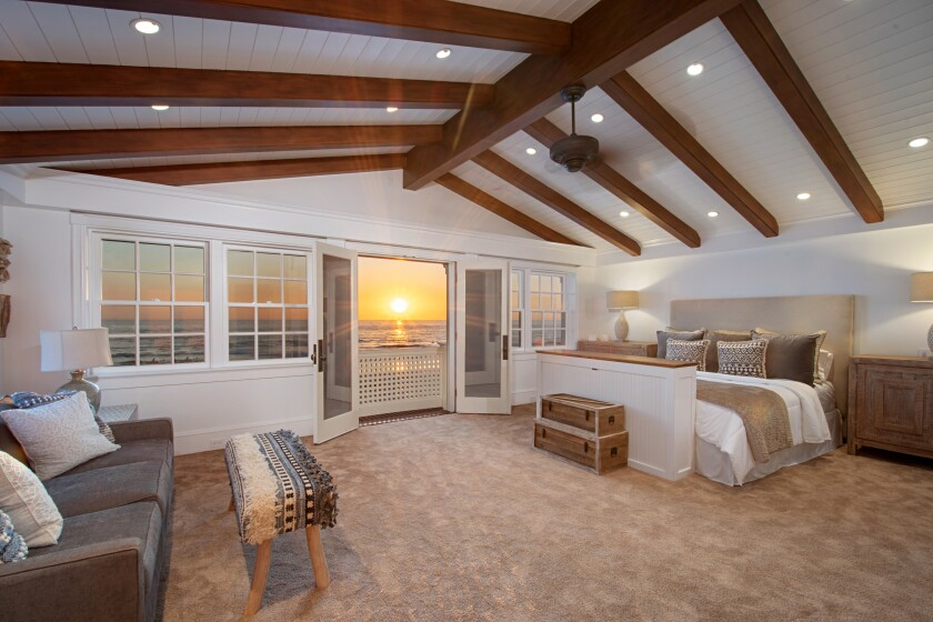 1802 Ocean Front in Del Mar sold for $16 million in March