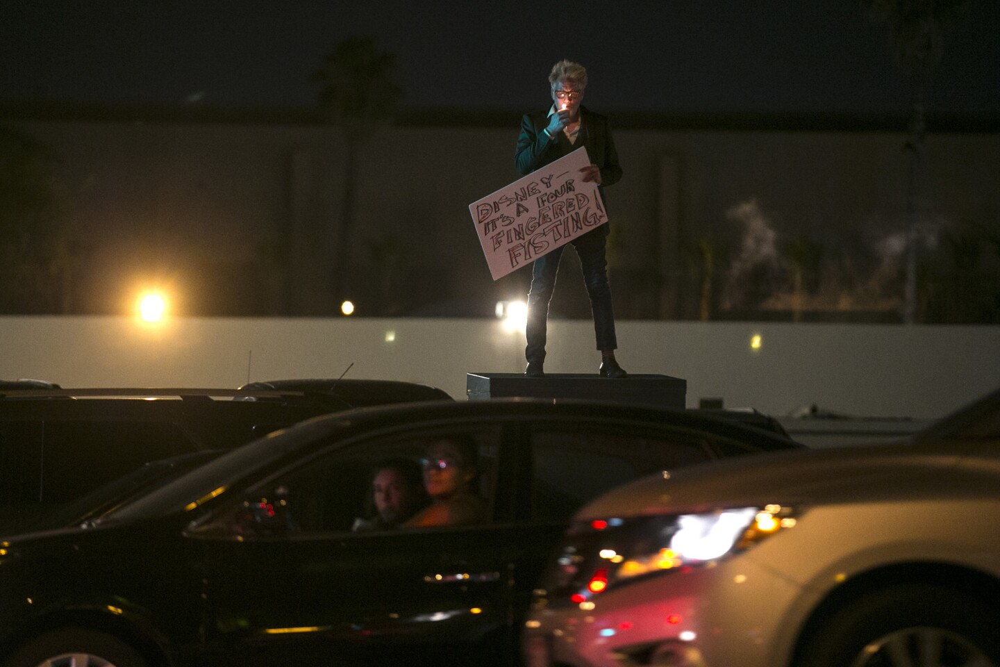 Homeless advocates rally in Anaheim
