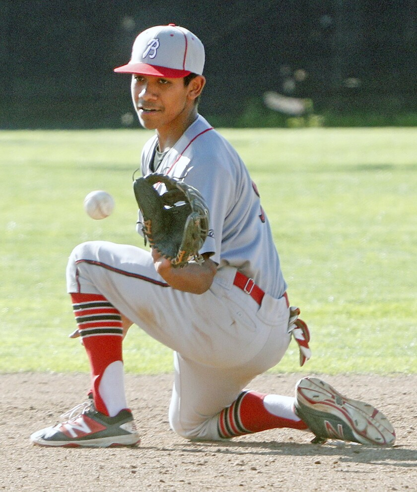 Photo Gallery: Glendale vs. Burroughs in Pacific League baseball