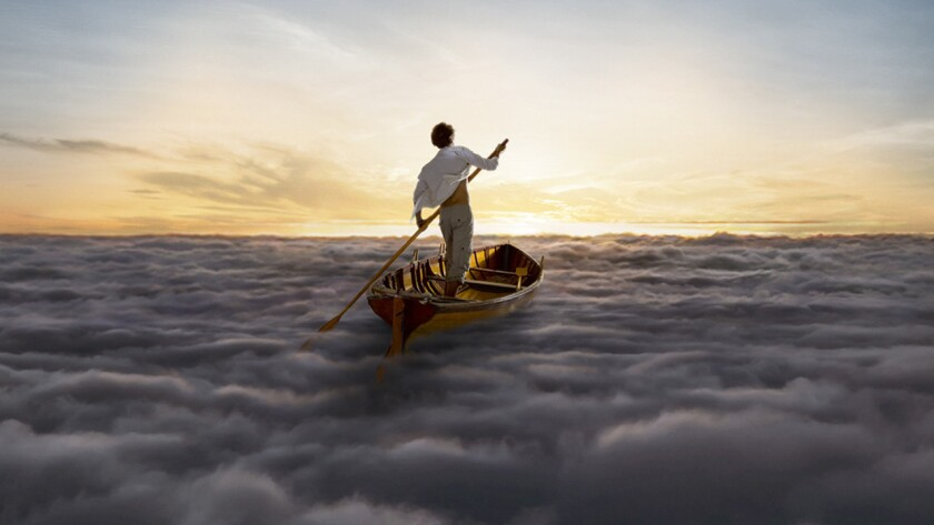 "The new album from Pink Floyd is ""The Endless River."""