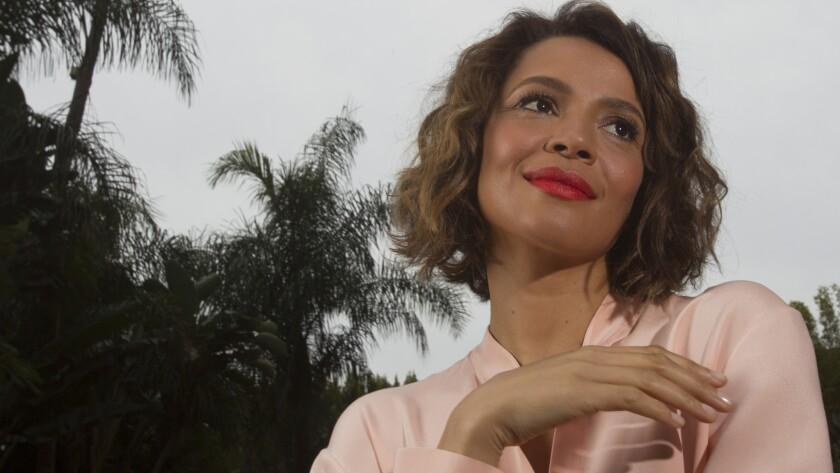 "Carmen Ejogo has portrayed Coretta Scott King in HBO's ""Boycott"" and now in the film ""Selma."""
